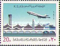[Inauguration of King Abdulaziz International Airport, Jeddah, type YG]
