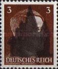 [German Empire Stamps Overprinted, Typ A1]