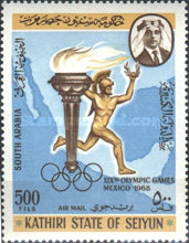 [Olympic Games - Mexico City 1968, Mexico, type ]