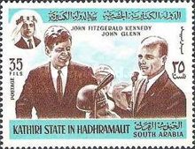 [John F. Kennedy and the Space Exploration, type CN]
