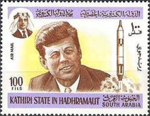 [John F. Kennedy and the Space Exploration, type CQ]