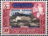 [Issues of 1954 Overprinted