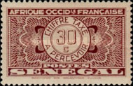 [Postage Due Stamps, Typ D4]