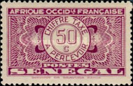 [Postage Due Stamps, Typ D5]