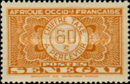 [Postage Due Stamps, Typ D6]