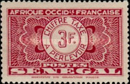 [Postage Due Stamps, Typ D9]