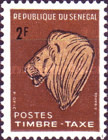 [Postage Due Stamps, Typ F1]