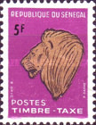 [Postage Due Stamps, Typ F2]