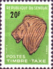 [Postage Due Stamps, Typ F4]