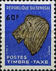 [Postage Due Stamps, Typ F6]