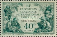 [International Colonial Exhibition, Paris, type AG]