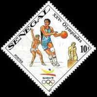 [Olympic Games - Barcelona 1992, Spain, type AGY]