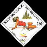 [Olympic Games - Barcelona 1992, Spain, Typ AGZ]