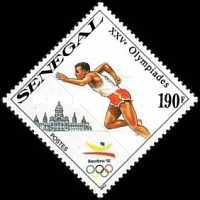[Olympic Games - Barcelona 1992, Spain, type AHB]