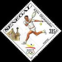 [Olympic Games - Barcelona 1992, Spain, type AHC]