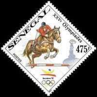 [Olympic Games - Barcelona 1992, Spain, type AHD]