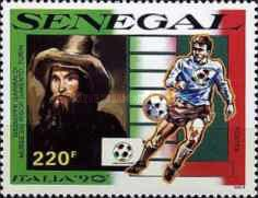 [Football World Cup - Italy, type AHM]