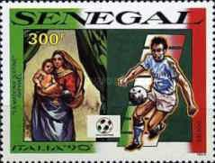 [Football World Cup - Italy, type AHN]