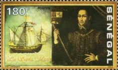 [The 500th Anniversary of Discovery of America, 1992, Typ AJV]