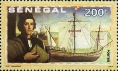 [The 500th Anniversary of Discovery of America, 1992, Typ AJW]