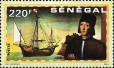 [The 500th Anniversary of Discovery of America, 1992, Typ AJX]