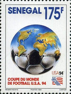 [Football World Cup - U.S.A., Typ AQS]