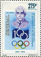 [The 100th Anniversary of International Olympic Committee, Typ ARP]