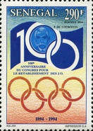 [The 100th Anniversary of International Olympic Committee, Typ ARQ]