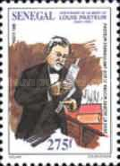 [The 100th Anniversary of the Death of Louis Pasteur, 1822-1895, Typ ASJ]