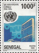 [The 50th Anniversary of the United Nations, Typ ASU]