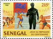 [The 100th Anniversary of Modern Olympic Games, Typ AUM]