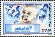 [The 50th Anniversary of UNICEF, Typ AVA]