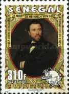 [The 100th Anniversary of the Death of Heinrich von Stephan, 1831-1897, Typ AWJ]