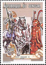 [History of the Crusades - Chess Pieces, Typ BBK]