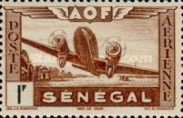 [Airmail - Airplanes, type BL1]