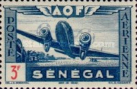 [Airmail - Airplanes, type BL3]