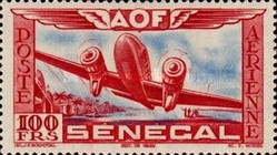 [Airmail - Airplanes, type BM3]