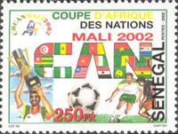 [African Football Cup of Nations - Mali, Typ BNO]
