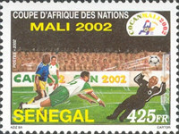[African Football Cup of Nations - Mali, Typ BNQ]