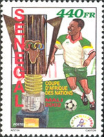 [African Football Cup of Nations - Mali, Typ BNR]