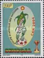 [African Cup of Nations Football Championship, Tunisia, type BPW]