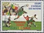[African Cup of Nations Football Championship, Tunisia, type BPZ]