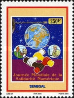 [World Numerical Solidarity Day, type BRL]
