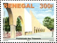 [Cities of Senegal, type BXO]