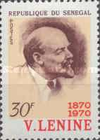 [The 100th Anniversary of the Birth of Vladimir Lenin, 1870-1924, Typ IT]