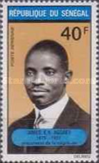 [Airmail - Pioneers of Negro Equal Rights, Typ JZ]