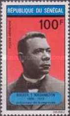 [Airmail - Pioneers of Negro Equal Rights, Typ KB]