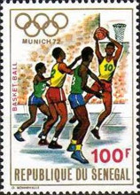 [Olympic Games - Munich, Germany, Typ LP]