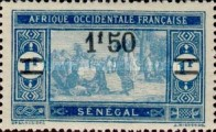 [Market Stamps of 1914 & 1922 Surcharged and Not Issued Market Stamps Surcharged, Typ M45]