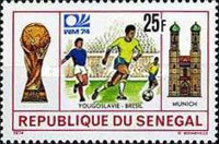 [Football World Cup - West Germany, Typ NU]